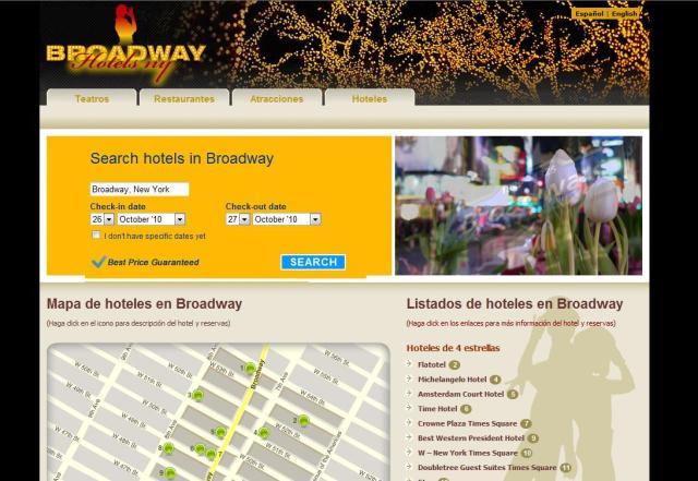 Web Broadway Hotels